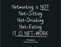 What's Your Networking Strategy?
