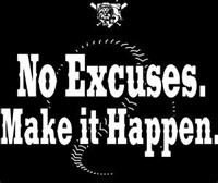 "Do You Take The ""No Excuses"" Approach?"