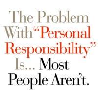 5 Ways to Take Personal Responsibility